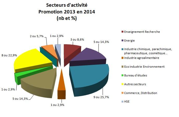 secteur activitÇs promo 2013