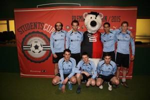 Page sport tournoi STUDENT