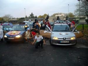 club rallye